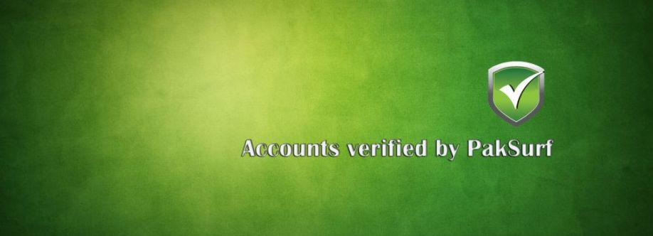 Verified Accounts on PakSurf Cover Image