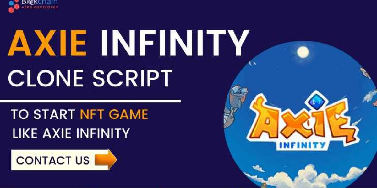 Axie Infinity Clone Script - for the Best Play and Returns